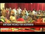 Aishwarya Rai Bachchan Turns 38