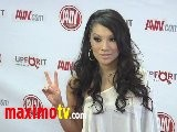 Asa Akira At 2012 AVN AWARDS Show Red Carpet Arrivals