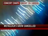 After Chaos On Friday, Metallica Cancels Delhi Concert