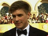 Award Season SAG 2012: Chris Lowell