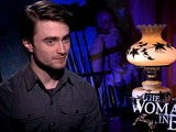 Access Hollywood Daniel Radcliffe: &#039 The Woman In Black&#039 Is A &#039 Very Frightening Film&#039