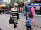 Amber Heard Compra En Las Tiendas De Grove