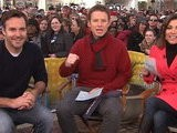 Access Hollywood Will Forte Says His Adam Sandler Movie ' Donny' S Boy' Earns A ' Hard R Rating'