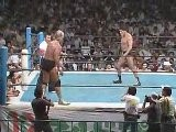Antonio Inoki Vs Hulk Hogan NJPW