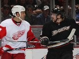 Anaheim Ducks Vs Detroit Red Wings February 10, 2012 Highlights