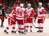 Anaheim Ducks Vs Detroit Red Wings 02-10-2012 Highlights