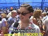 Ashley Judd Talks About Spirituality