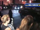 AnnaLynne McCord Leaves Kress Night Club In Hollywood