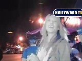 Alessandra Ambrosio Chats With Hollywood.TV