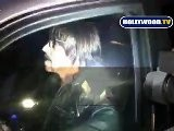 Anthony Kiedis Leaves The Lakers Game