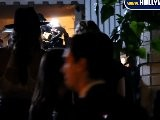 Amber Heard Heading Into Famed Chateau Marmont