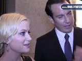 Amy Poehler, Will Arnett, Andrew Garfield, Emma Stone At The WWO Event