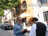 Arnold Schwarzenegger, Jeff Goldblum, Kate Mara, Rachel Zoe All In Beverly Hills