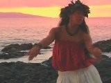 Aloha From Maui - A Sunset Hula