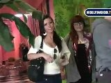 Audrina Patridge Draws Attention In West Hollywood