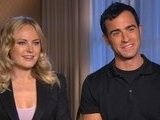 Access Hollywood Justin Theroux & Malin Akerman Talk Working With Jennifer Aniston In &#039 Wanderlust&#039