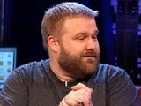 Attack Of The Show Robert Kirkman On The Walking Dead, Image Expo And Zombie Groupies