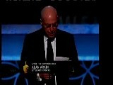 AND THE OSCAR GOES TO JENNIFER HUDSON AND ALAN ARKIN