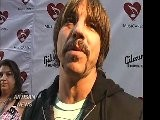 Anthony Kiedis Working On Series Based On Scar Tissue