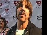 Anthony Kiedis Working On Series Based On Scar Tissue