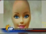 A Facebook Movement Calls On Mattel To Create A Bald Barbie Doll