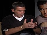 ANS Interview - Antonio Banderas Shows Dark Side In The Skin I Live In