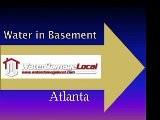 Atlanta Water In Basement