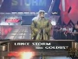 Goldust & Lance Storm Vs. Mark Henry & Rodney Mack - Raw - 9 15 03