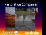 Anaheim Restoration Companies