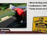 Asphalt Shingles Installation JB Roofing Inc. 730 Brighton Cir Barrington, IL 60010 847 639-7756