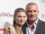 Annalynne McCord On Dominic Purcell We Are Boring