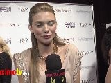 Annalynne McCord On Nick Carter Coming On 90210