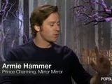 Armie Hammer On His Awkward Man-Child Role In Mirror Mirror And Working With Awesome Dude Johnny Depp