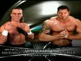 Armageddon 2003: Shawn Michaels Vs Batista Promo