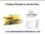 Affordable Akron Plumbers