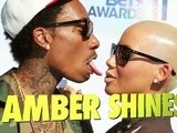 Amber Rose Shines On Wiz Khalifa&rsquo S Latest Single