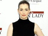 Anne Hathaway Denies Crash Diet