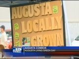 Augusta Living Green Day