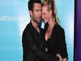 Adam Levine And Anne V Split