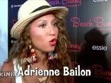 Adrienne Bailon Goes From Cheetah Girl To Bikini Girl