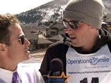 Access Hollywood Cory Monteith Dishes On Lindsay Lohan & Whoopi Goldberg Guest Starring In &#039 Glee&#039