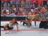 Backlash 2006 - Trish Stratus Vs Mickie James