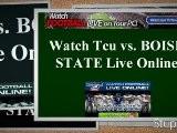 BOISE STATE TCU Game Online | BOISE STATE Vs. TCU Football Live Streaming