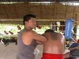 Breaking The Muay Thai Clinch - Counter Attack
