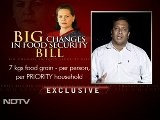 Big Changes To Food Security Bill After Sonia, Rahul Gandhi&#039 S Intervention