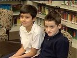 Boy Honored For Saving Friend&#039 S Life After Delivering Heimlich Maneuver