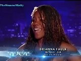 Brianna Faulk, Successful Audition American Idol 2012
