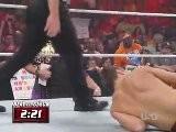 Batista Vs Daniel Bryan - RAW 5.10.2010