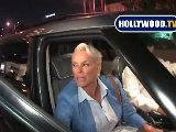 Brigitte Nielsen Turns On The Cougar Moves
