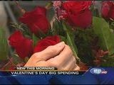 Big Spending For Valentine&#039 S Day, Erika Tallan Reports